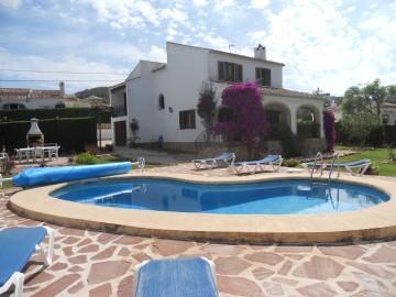 Villa en alquiler en Jávea/Xàbia